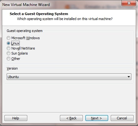 Choosing a Guest Operating System
