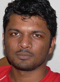 Arunraj Rajagopalan