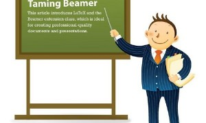 Let's learn Beamer