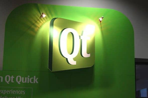 It's Qt