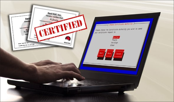 Set Up a Certificate Authority in RHEL5