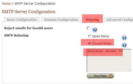 Server Side Solutions | Anti-spam SMTP proxy | Mail server anti-spam