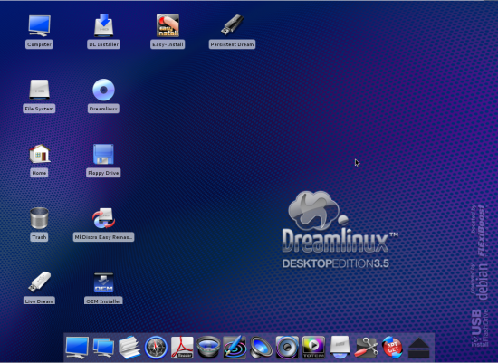 Dreamlinux 3.5: Is It A Dream or What?