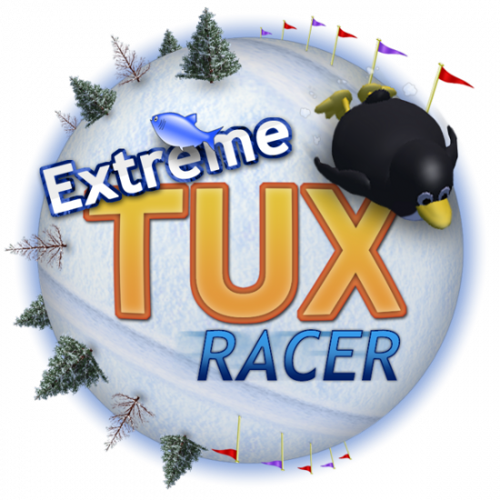 Linux Game Review: Extreme Tux Racer