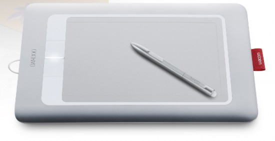 WACOM Launches Interactive and Multi-Touch Tablets with Bamboo