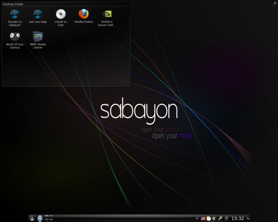 Experiencing Sabayon 5, oh