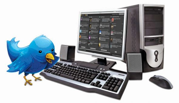 Coding a Twitter app quickly