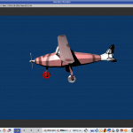 Completed texturing
