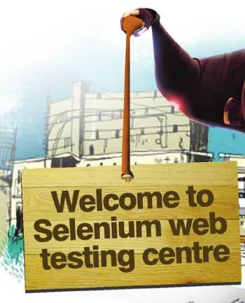 Web application testing time...
