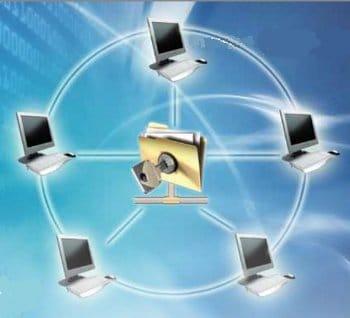 Storage management using Openfiler