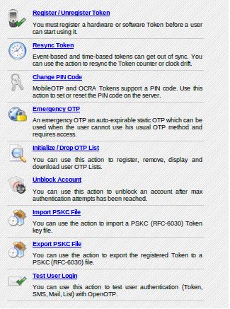 OTP Authentication server