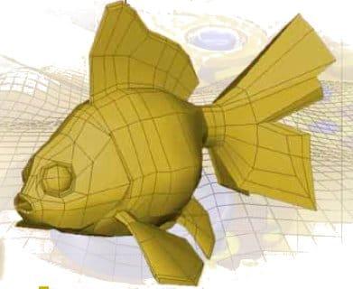 Mr. Gold Fish