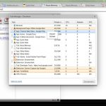The Task Manager is hardly adequate -- where are the system processes?