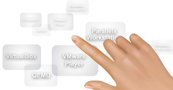 Linux virtualization solutions