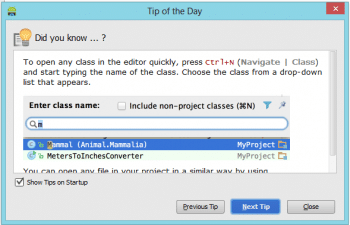 Figure 4 Tip of the day