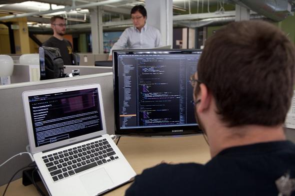 Microsoft open source GVFS git file system