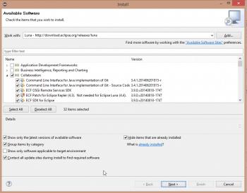 Figure 13 Install Software