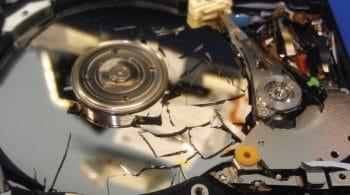 Hard Disk Crack