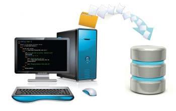 backup data visual