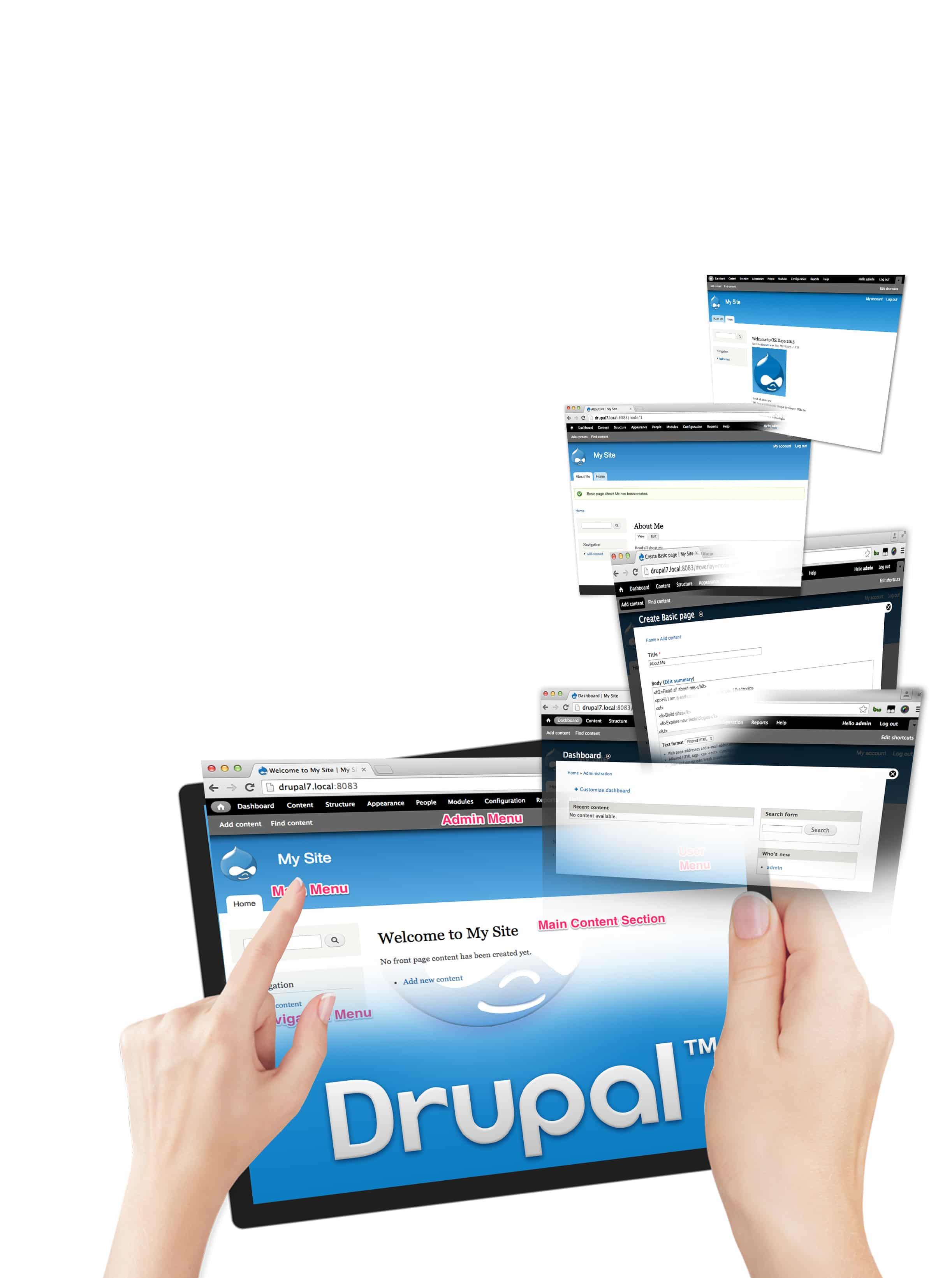 Drupal spam prevention