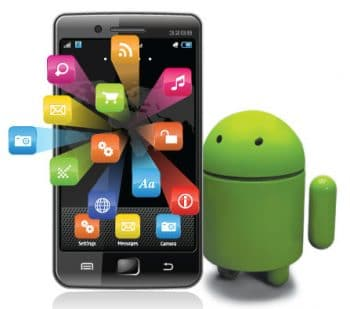 Android--with-smartphone