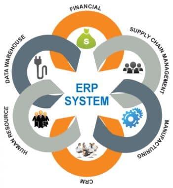 ERP Next Visual