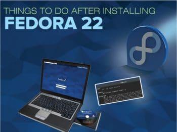 Fedora 22