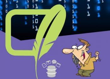 SQLite Database and Stupid illustrations