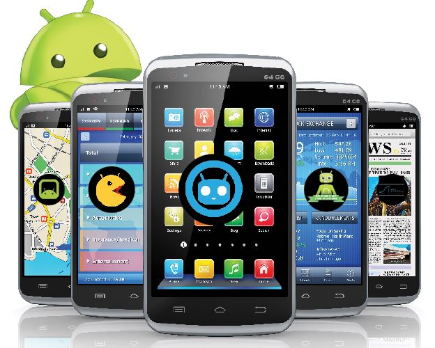 Android Custom Roms and Smartphone
