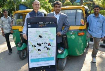 promoting jugnoo apps