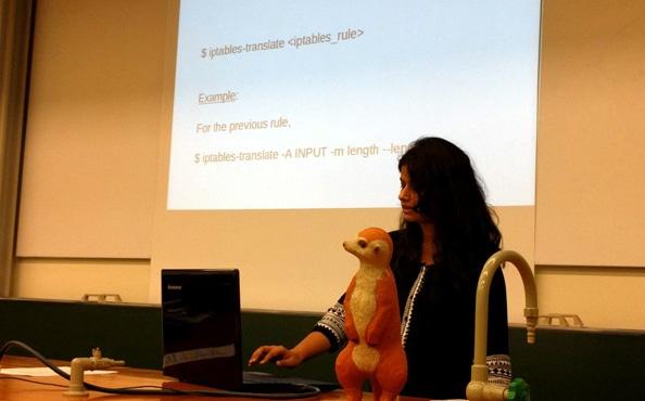 Shivani Bhardwaj of India wins The Linux Foundation scholarship