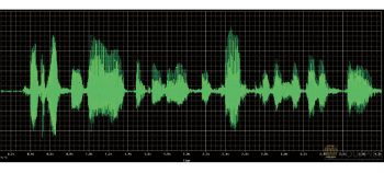 Voice Speech signal