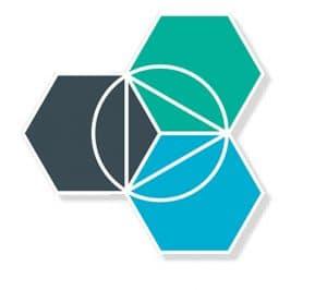 IBM Blue mix logo