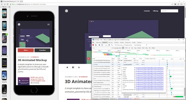 Blisk browser for web developers