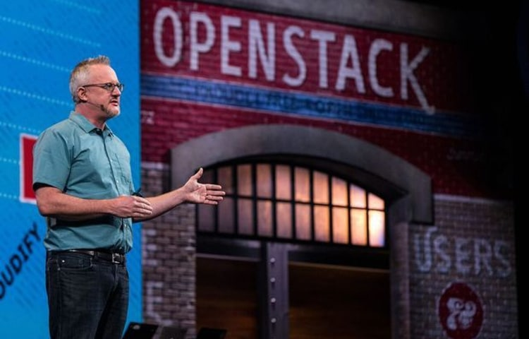 Mark Collier OpenStack COO on Indian market