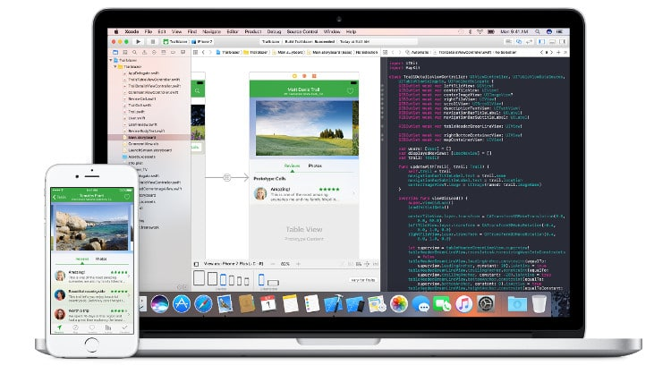 Apple Xcode 9