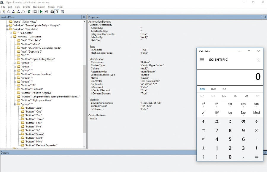 Winium desktop tutorial c#