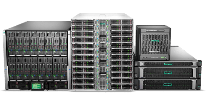 Typical Network attached storage (NAS)