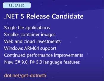 Top features of .NET 5
