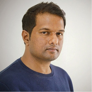 Ramakrishna Yekulla, senior specialist solution architect with Global Partners and Alliances at Red Hat