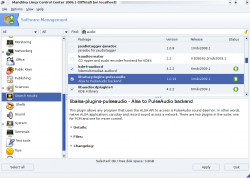 Mandriva Package Manager